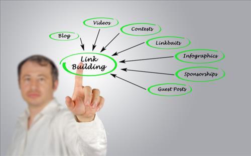 Xây dựng liên kết và Xếp hạng trong công cụ tìm kiếm