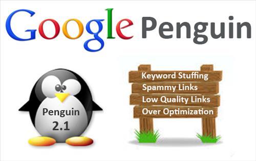 Thuật toán Google Peguin: 5 bước kiểm tra backlink tránh penguin