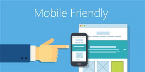 Website phải thân thiện với Mobile