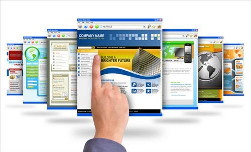 Lập website để bắt đầu cho việc kinh doanh online