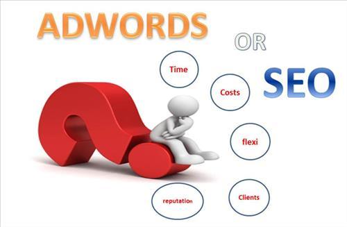 Doanh nghiệp chọn SEO hay Adwords