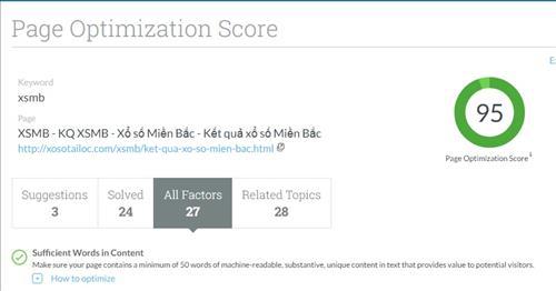 27 Tiêu chí SEO của MOZ chuẩn SEO tăng rank nhanh