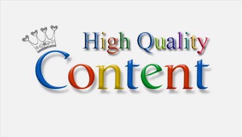 Nội dung chất lượng cao dễ dàng tiếp cận người dùng