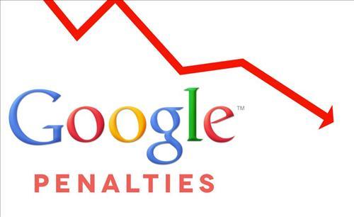 SEO sai lầm khiến website của bạn bị hình phạt từ google