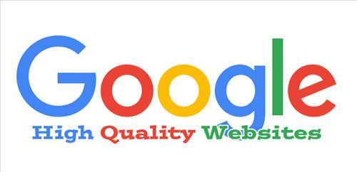 Trang web chất lượng cao được Google tin cậy
