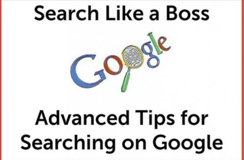 Các mẹo tìm kiếm nâng cao trên Google Search