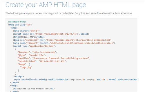 amp-code