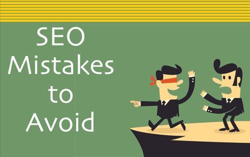10 Lỗi phổ biến nhất trong SEO Bạn nên tránh