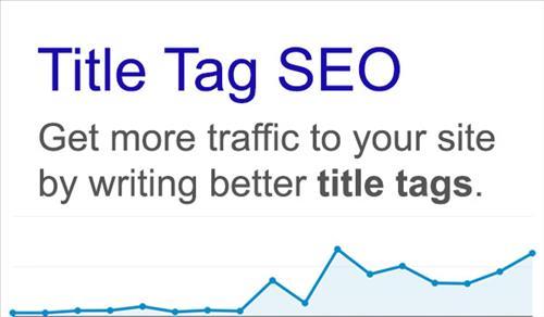 SEO Title là gì – Cách viết thẻ Tiêu đề tốt tăng tỷ lệ click tới trang của bạn