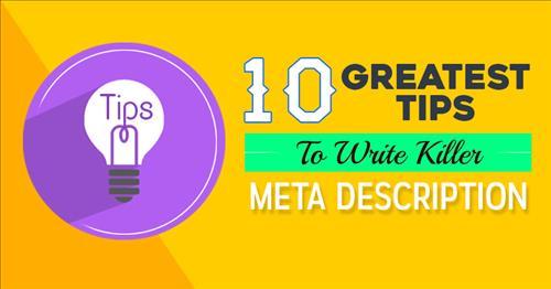 Meta Description là gì, Cách viết thẻ mô tả như lời quảng cáo hấp dẫn