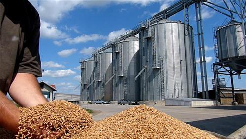 Người nông dân dùng SILO để chứa Lúa, ngô, ngũ cốc