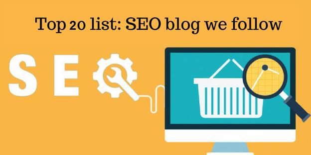 Top 20 Blog và website về SEO tốt bạn nên follow