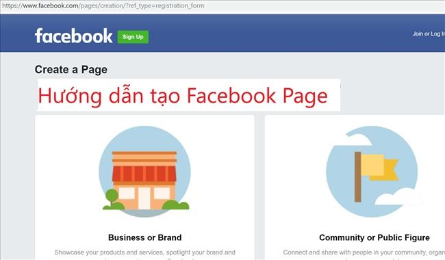 Hướng dẫn tạo Page Facebook với 11 bước đơn giản