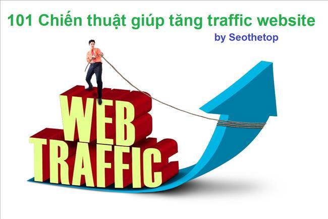 Grow Traffic: 101 cách tăng trưởng traffic tự nhiện cho website hiệu quả nhất