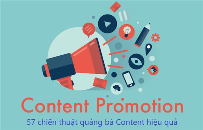 Content Promotion: 57 chiến thuật quảng bá nội dung hiệu quả
