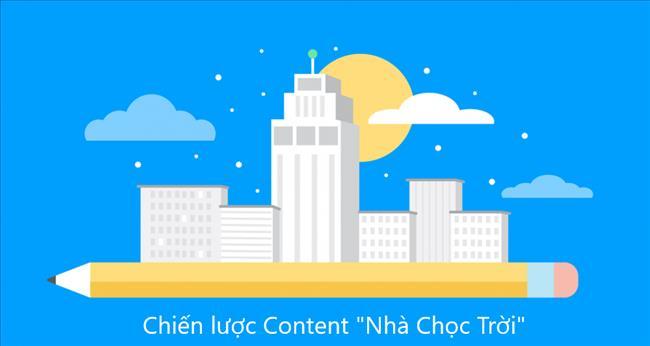 """Skyscraper Content: Xây dựng Chiến lược SEO Content """"Nhà chọc trời"""""""