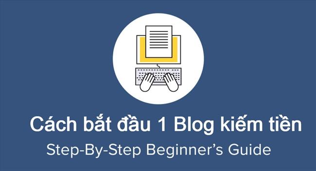 Cách bắt đầu blog