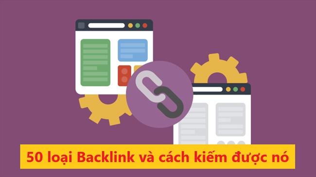 Các loại backlink tốt