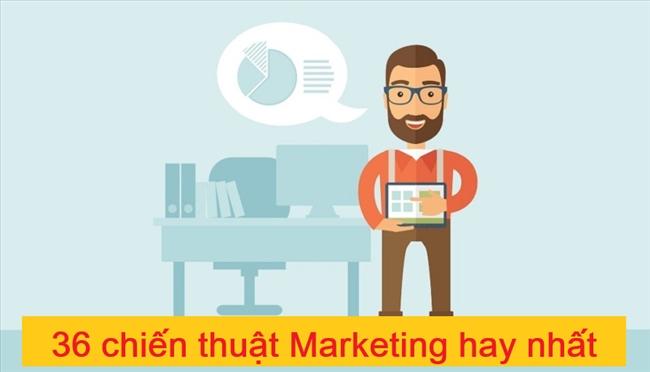 Chiến thuật marketing hay