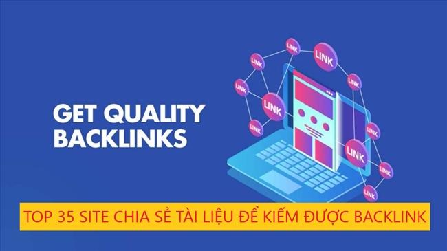 kiếm backlink từ trang web chia sẻ tài liệu