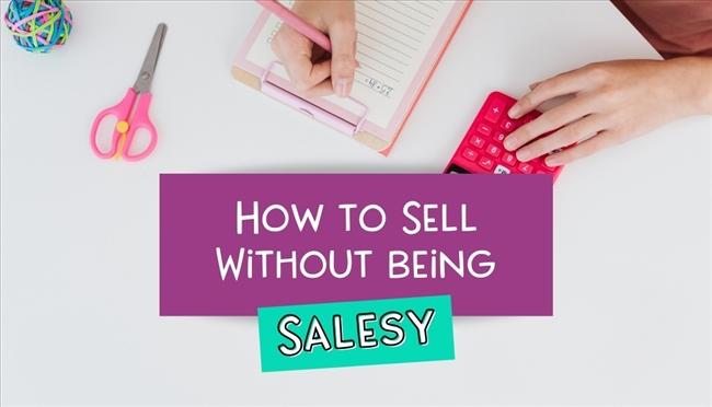 Cách để bán không có vẻ như bán khi làm affiliate
