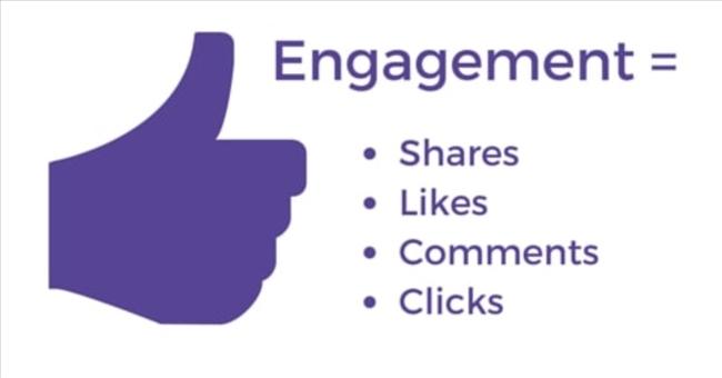 Những hình thức tương tác Facebook