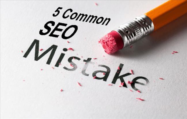 5 lỗi SEO Content phổ biến nhất và cách khắc phục