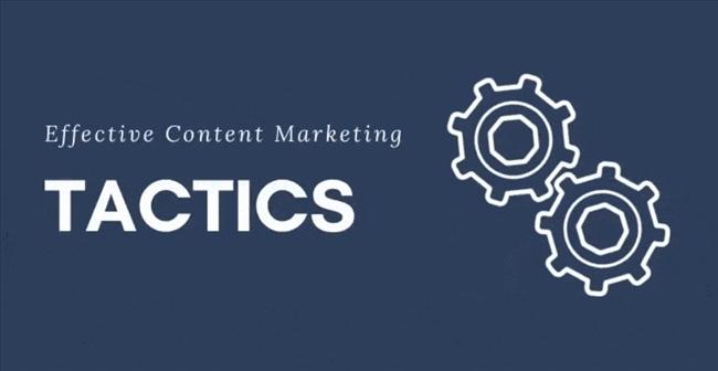 Top chiến thuật trong chiến lược content marketing