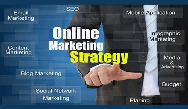 Các chiến lược tiếp thị online hàng đầu