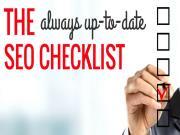 SEO Checklist: Danh sách kiểm tra chuẩn SEO cho trang web/content bài viết
