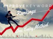 9 Bước cải thiện xếp hạng Google nhanh hơn với Analytics