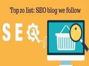 Top 20+ Blog và website về SEO tốt bạn nên follow