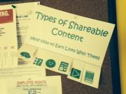 17 loại Content marketing người dùng thích chia sẻ
