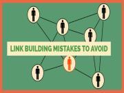 Link building: 19 sai lầm trong xây dựng backlink cần tránh