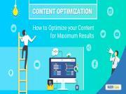 Content Optimization: Hướng dẫn tối ưu Content cho SEO đầy đủ nhất