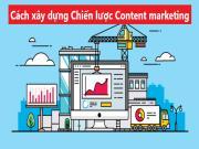 Cách Xây dựng Chiến lược Content Marketing: Hướng dẫn qua 11 bước đơn giản