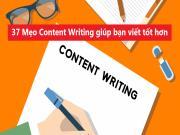 Content writing là gì? 37 Mẹo viết Content hay như một writer chuyên nghiệp
