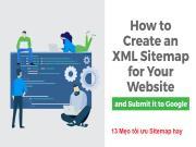 Sitemap là gì? 12 mẹo tạo Sitemap cho website tối ưu nhất