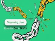 Disavow Links là gì? Những sai lầm phổ biến khi từ chối Liên kết đến Google